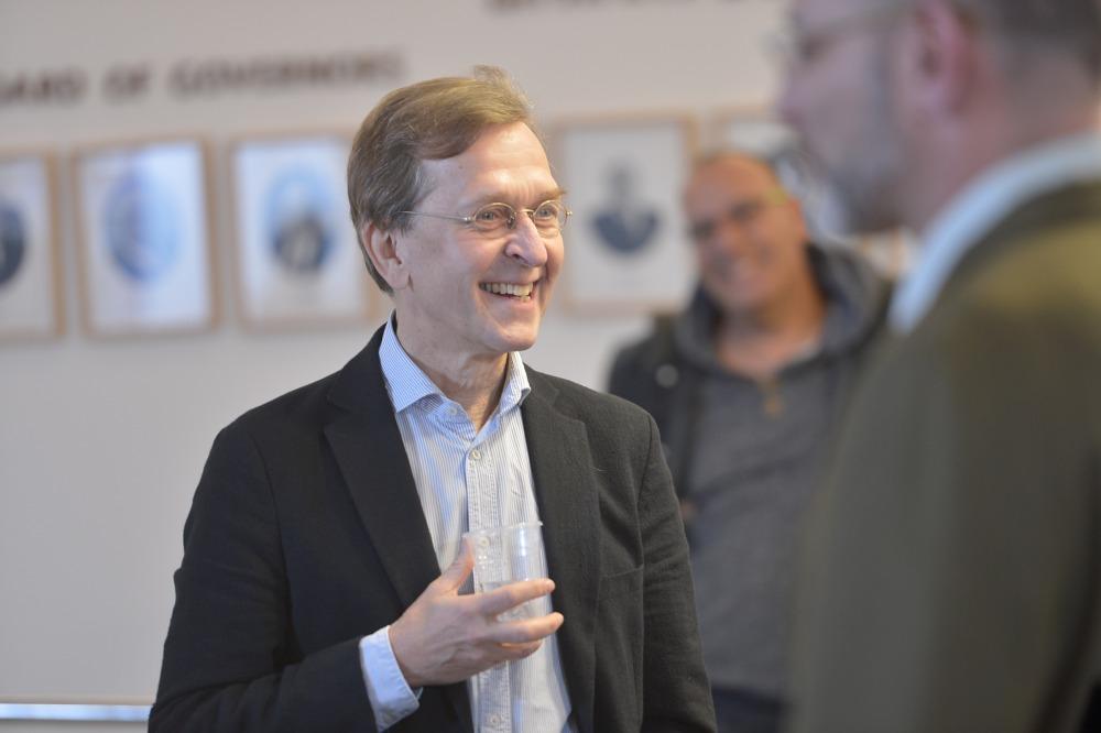 Guest Lecture by Prof. Martti Koskenniemi