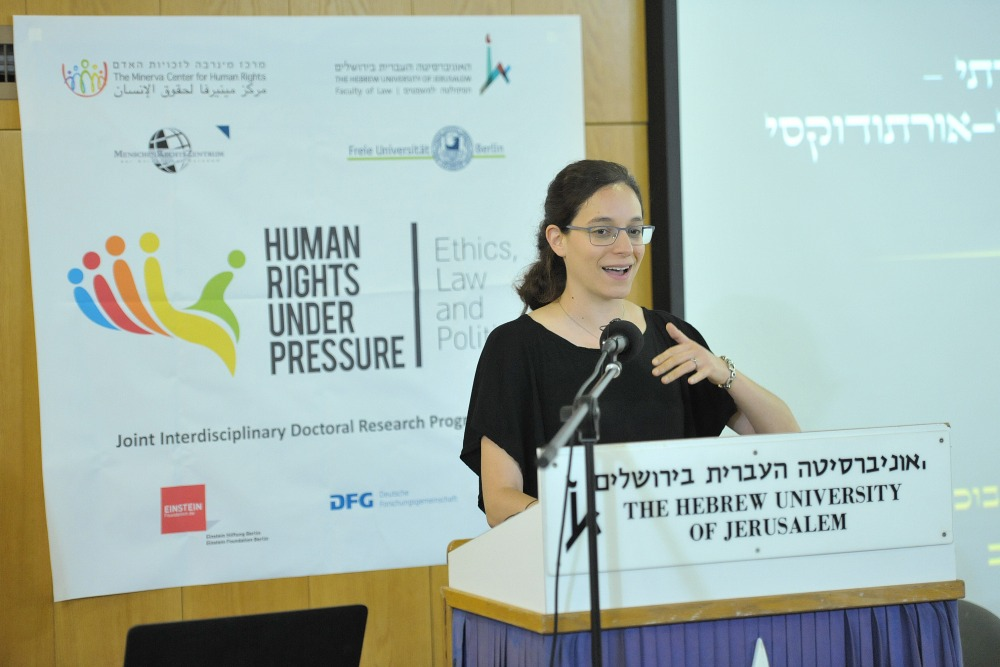 symposium on Changes in the Status of Women in Traditional Societies in Israel 6.6.2017