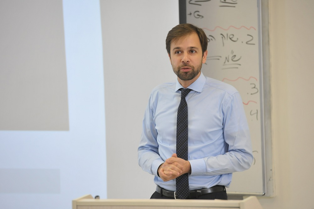 Guest Lecture by Mr. Baskut Tuncak 1.11.2017